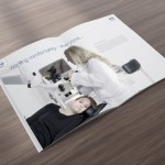 Broschüre für ATMOS Medizintechnik