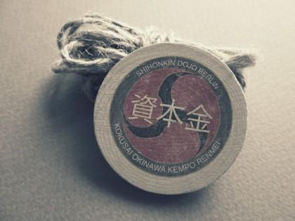 Logo für das Karate-Dojo Shihonkin in Berlin.