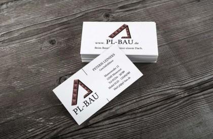 Visitenkarten für PL-BAU