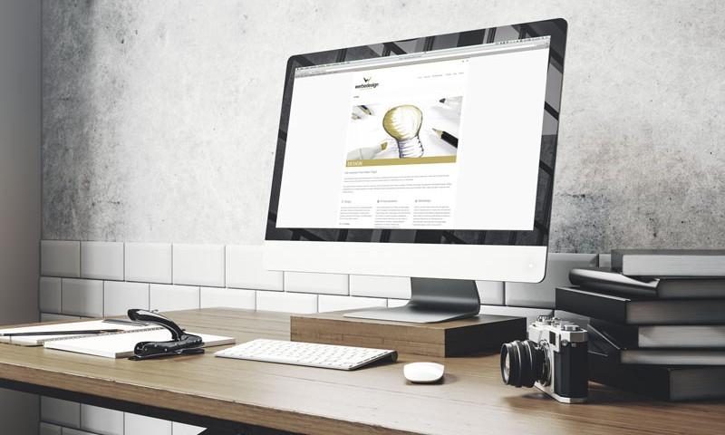 Website Werbedesign Wiesler
