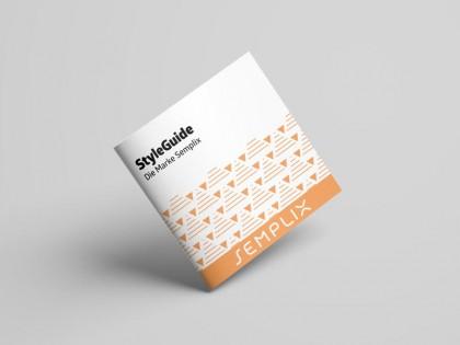 Cover Semplix StyleGuide
